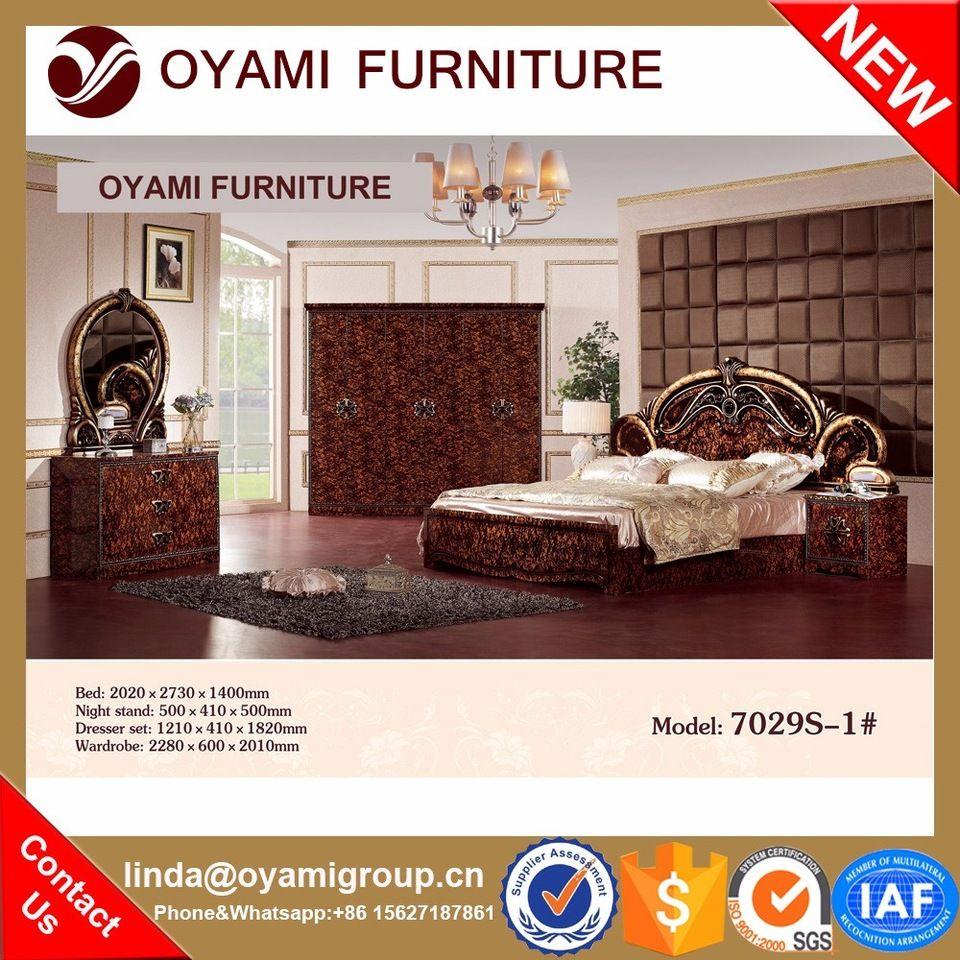 royal furniture bedroom sets italian bedroom set | alibaba ...