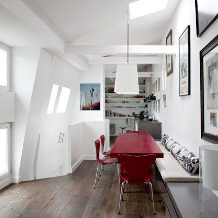 Romarin Dark wood, Interiors and Dining