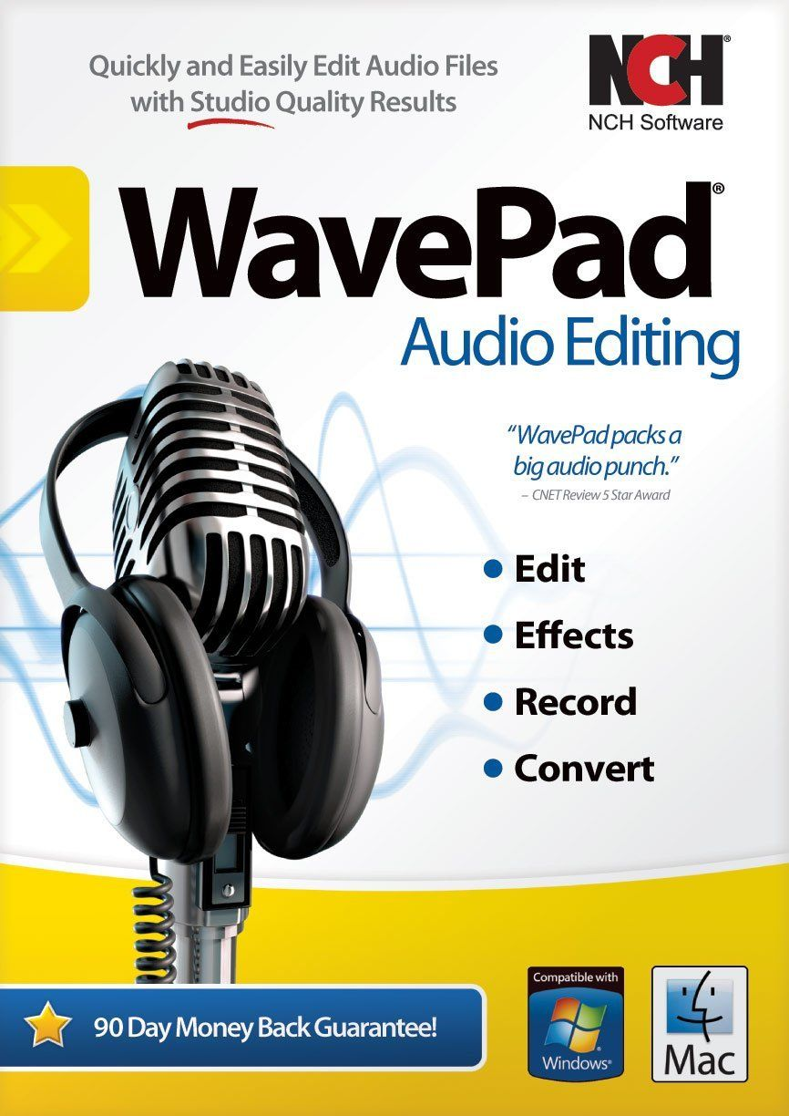 wavepad master edition