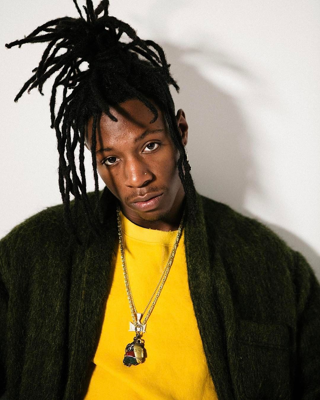 Joey Badass for High Snobiety