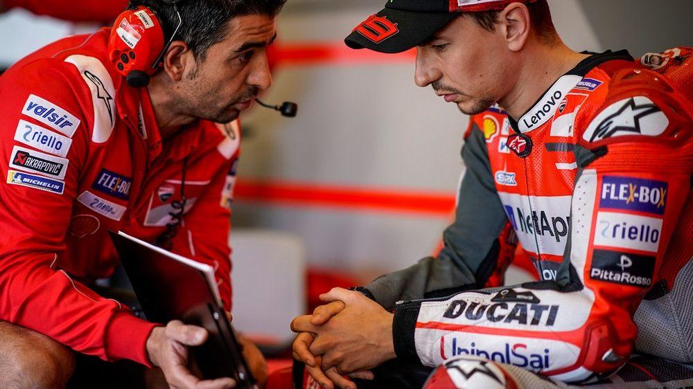 Jorge Lorenzo Is Facing The Toughest Challenge Of His Motogp Career Challenges Motogp Face