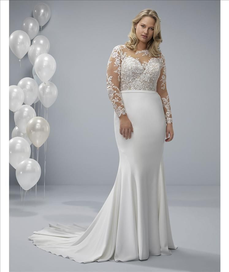 Available at The Princess Bridal in Spring, TX | Plus Size ...