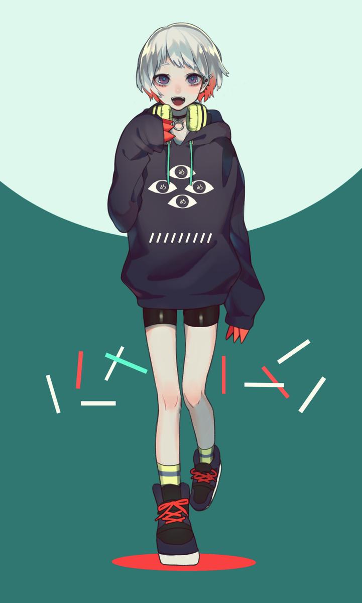 Embedded мой любимый хлам キャラクターデザイン アニメイラスト