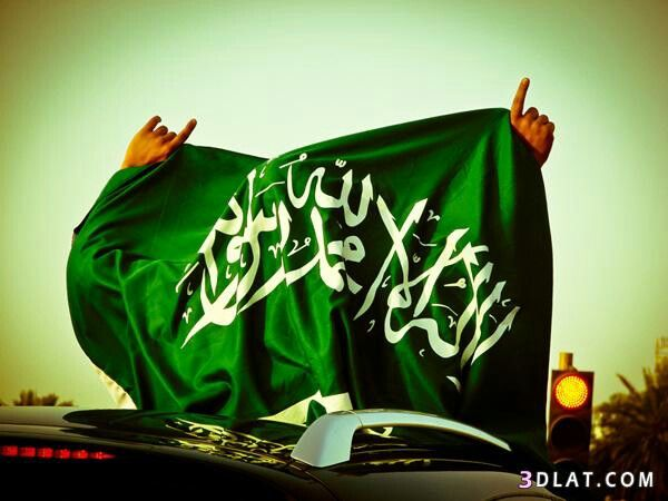 أنا أحب المملكة العربية السعودية Ksa Azza