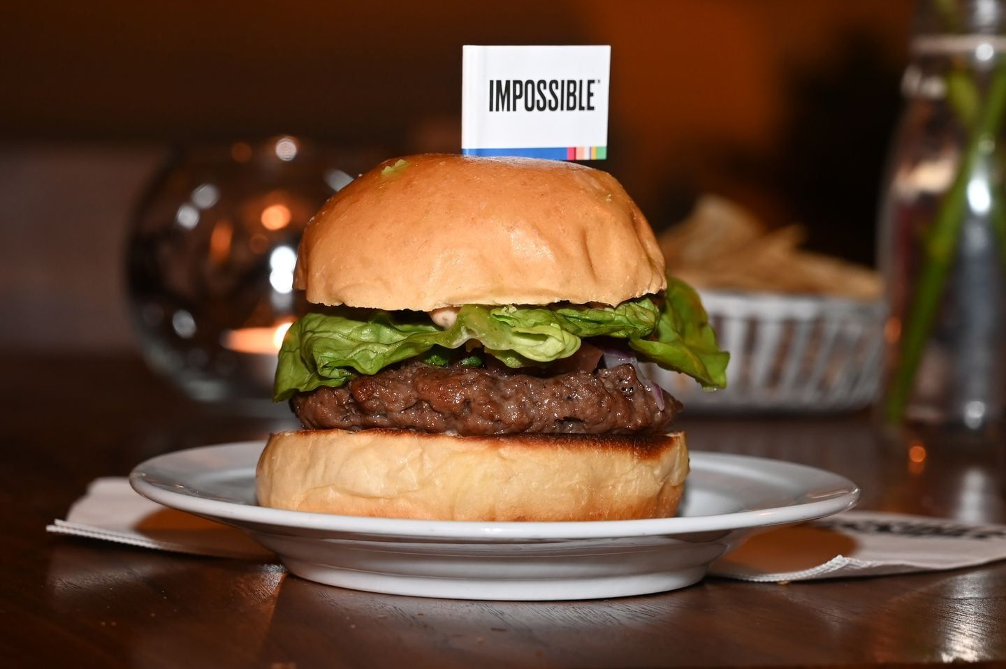 Impossible Burger Here S What S Really In It Impossible Burger Food Burger