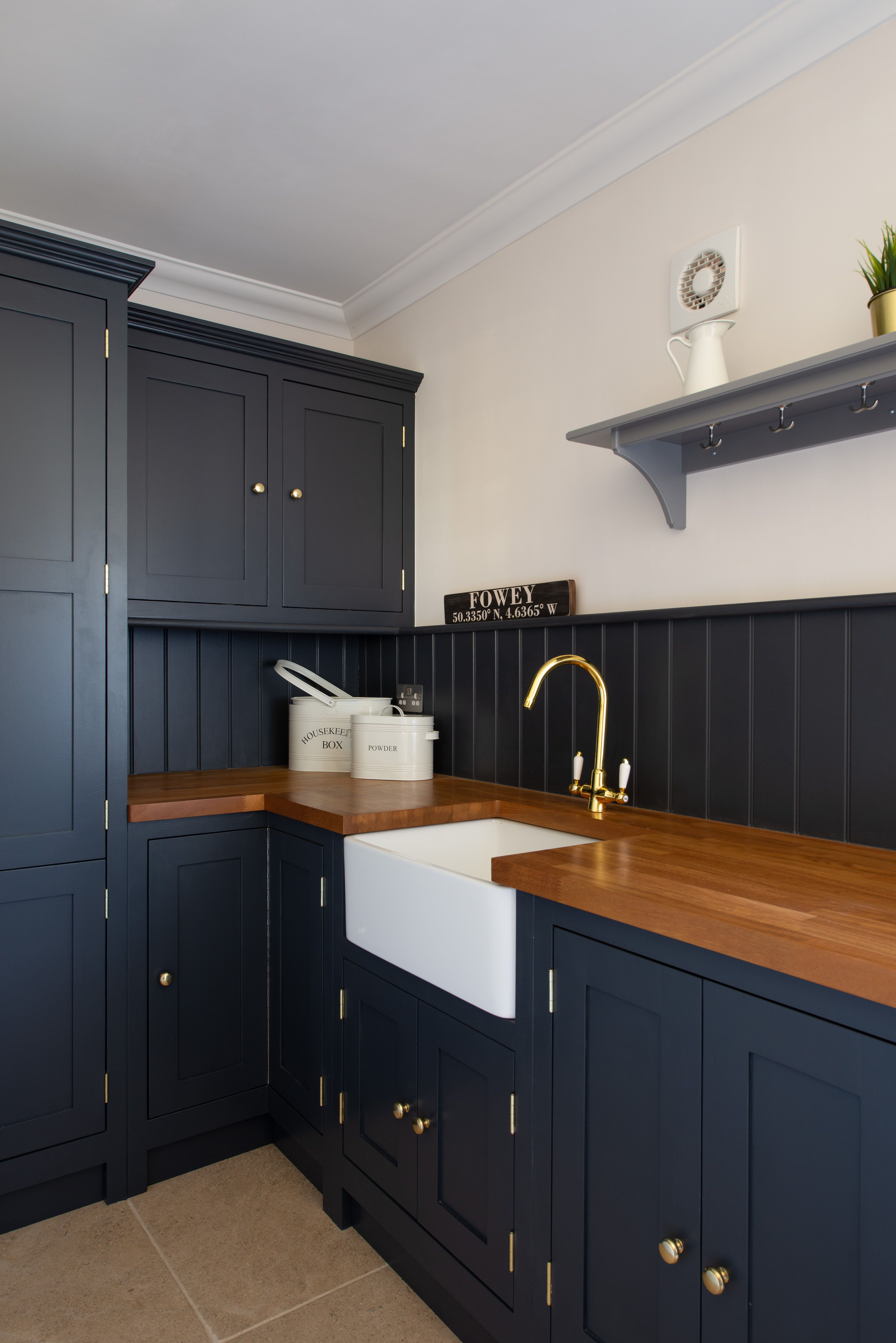 Pin by on Building a house Blue shaker