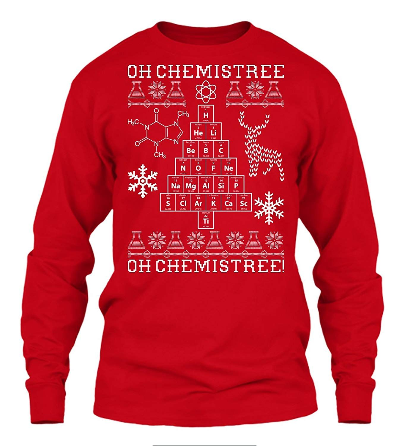 Pin by Mira Shirts & Clothing & Desig on Chemistry T