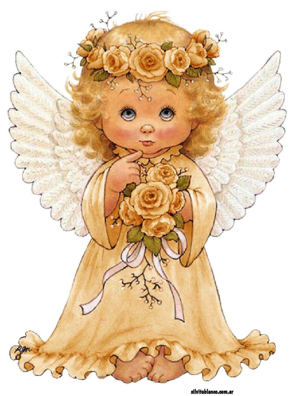 Открытки ангелы с надписями