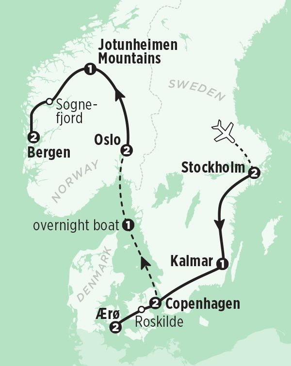 Scandinavia Tour Norway Sweden And Denmark In 14 Days Rick Steves 2017 Tours Sweden Travel Norway Travel Norway