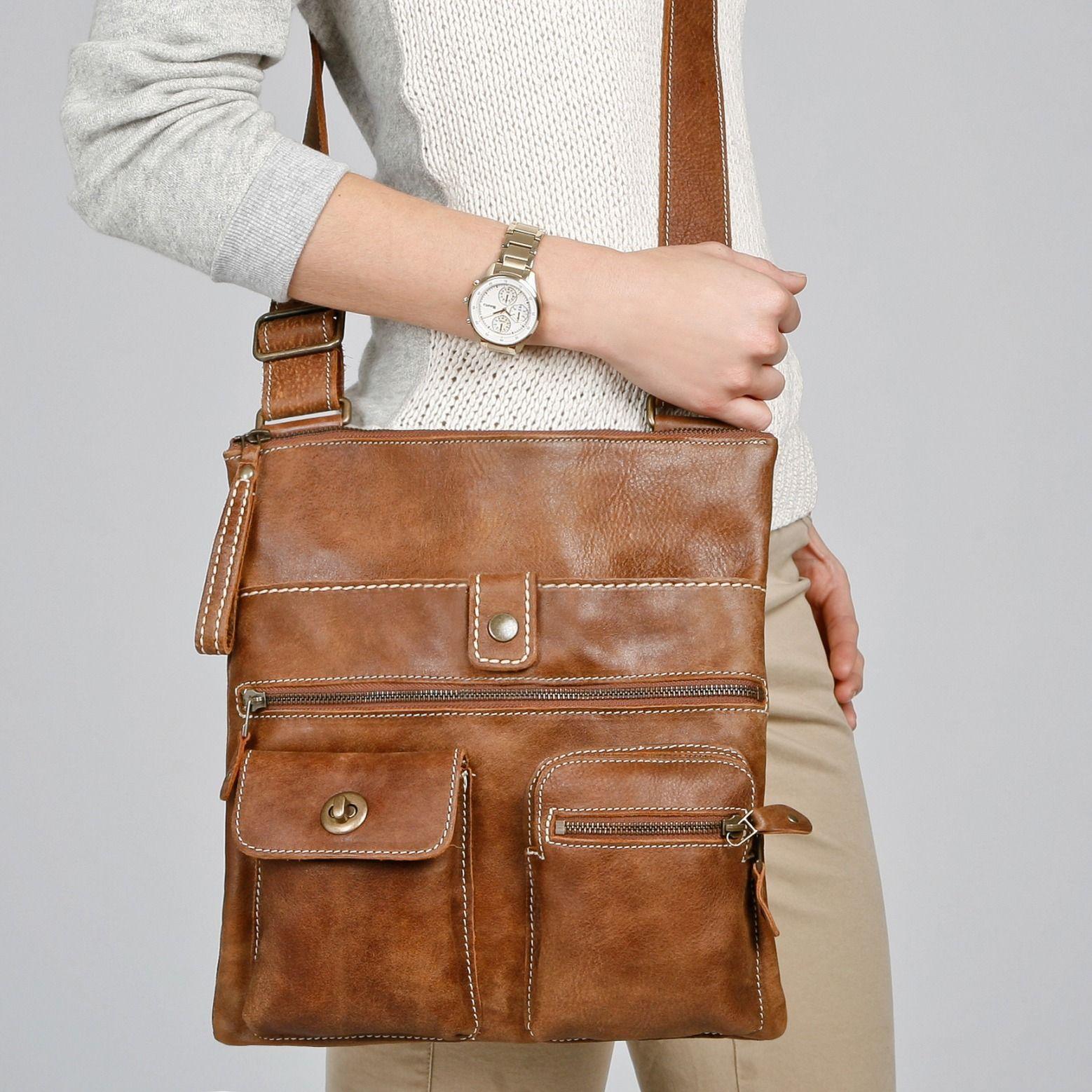 Venetian Village Bag | Roots Original Flat Bags | My Style ...