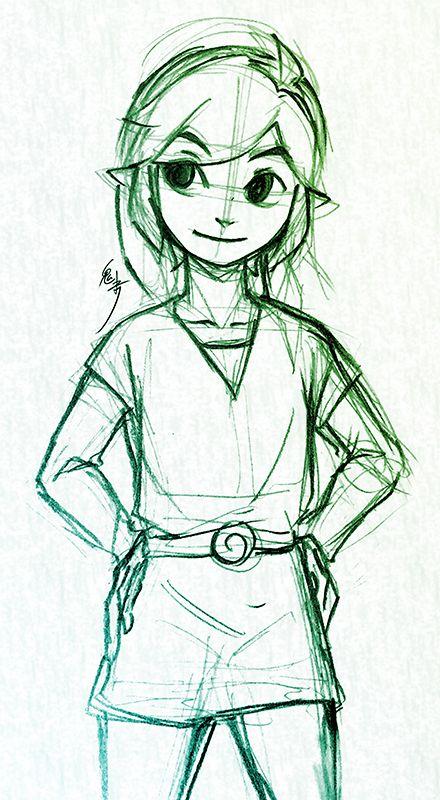 Legend of Zelda | LoZ | Pinterest | Dibujo, Zelda y Videojuegos