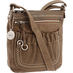 Lou-ella Multi Compartment Crossbody