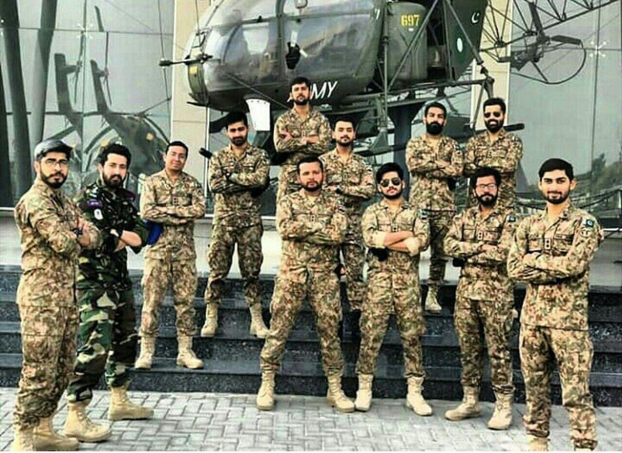 pakarmy pakarmyssg pakistanairforce ssg (With images