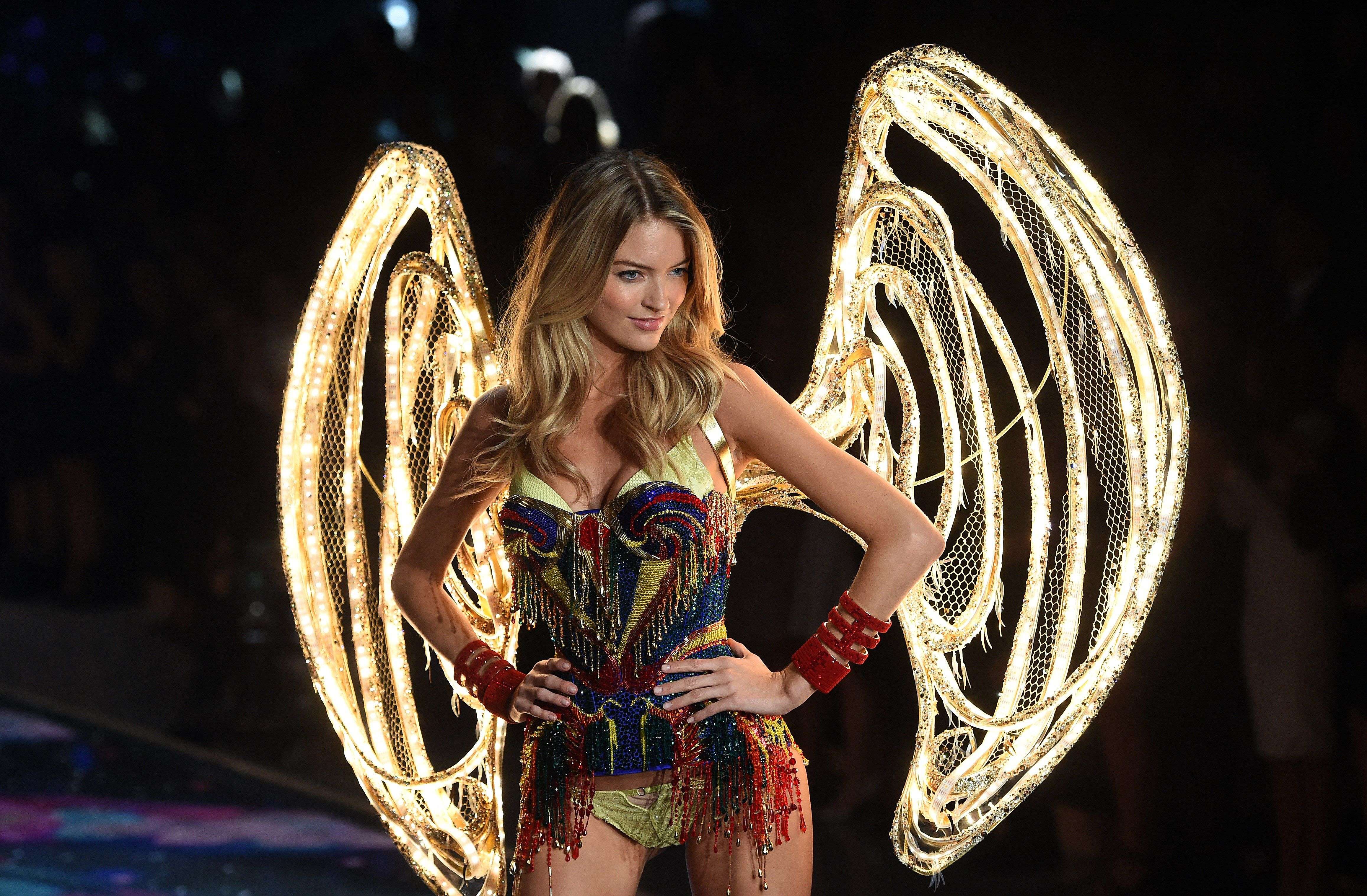 dc3b504a64 Behind The Wings  Inside The 2015 Victoria s Secret Fashion Show ...