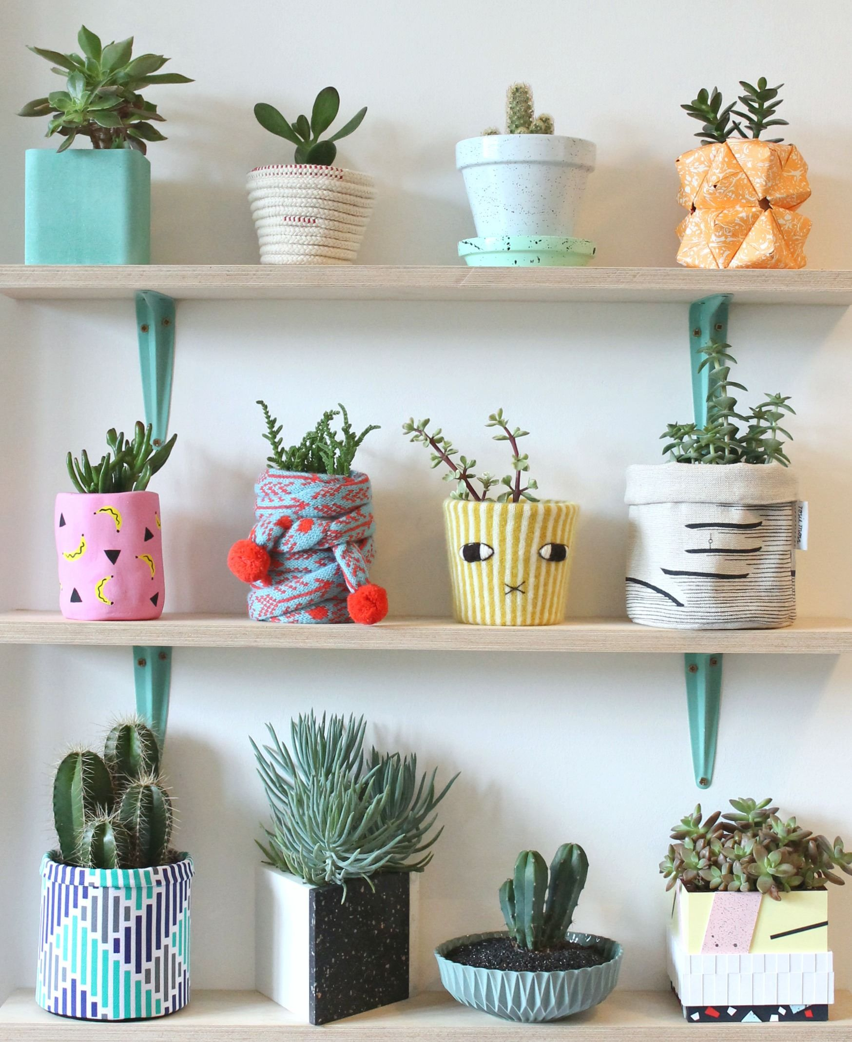 superb wall plant holders. Plant shelf at London Design Festival  shelves