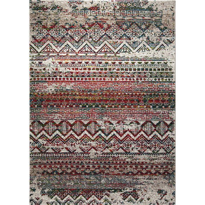 Wecon Home raid multi coloured area rug outdoor areas indoor outdoor and