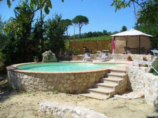Sehr Bildergebnis für poolgestaltung mit pflanzen | Terrasse mühle XD73