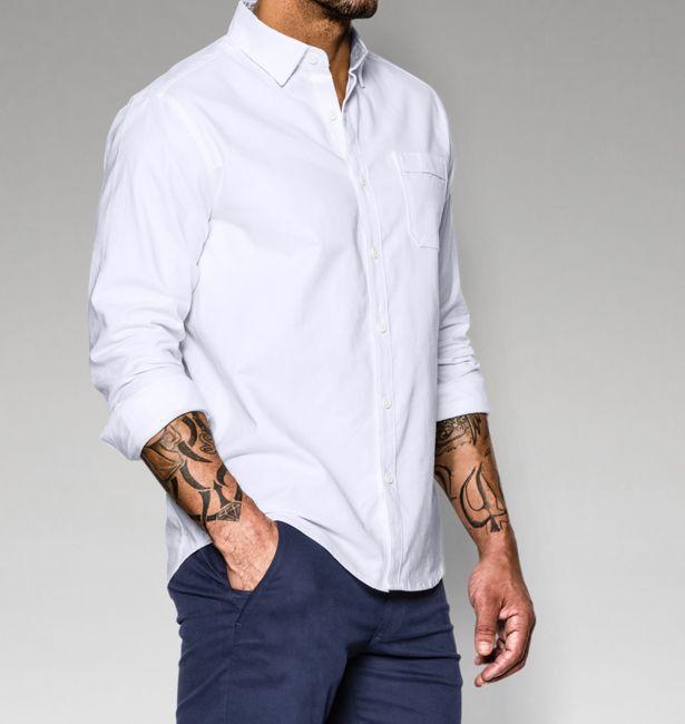 efed6f51ed Men's UA Performance Oxford Shirt | Under Armour US | Men's Style ...