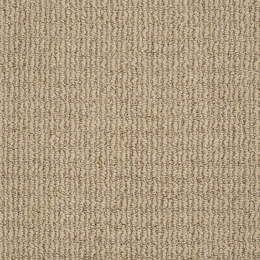 Shop STAINMASTER TruSoft Basketweave Berber Carpet at