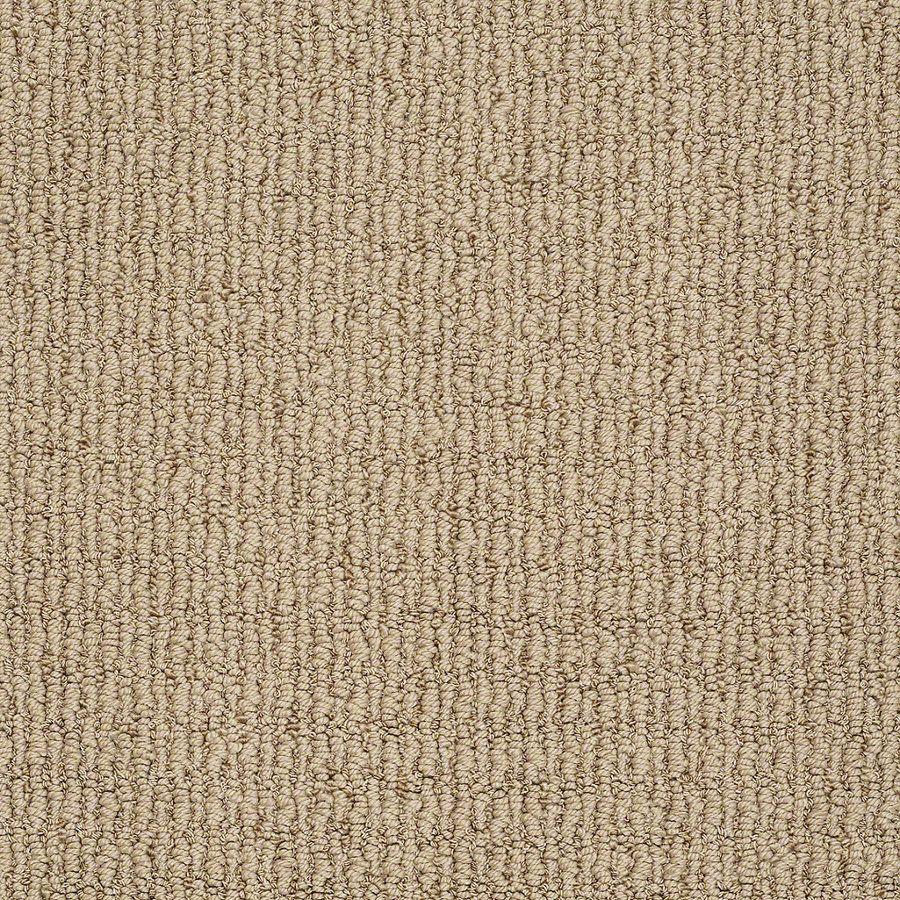 Shop STAINMASTER TruSoft Basketweave Berber Carpet at ...