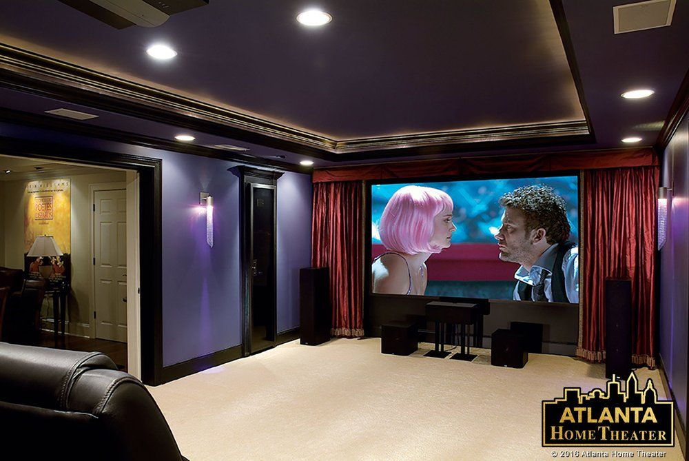 Atlanta Home Theater Roswell Ga United States