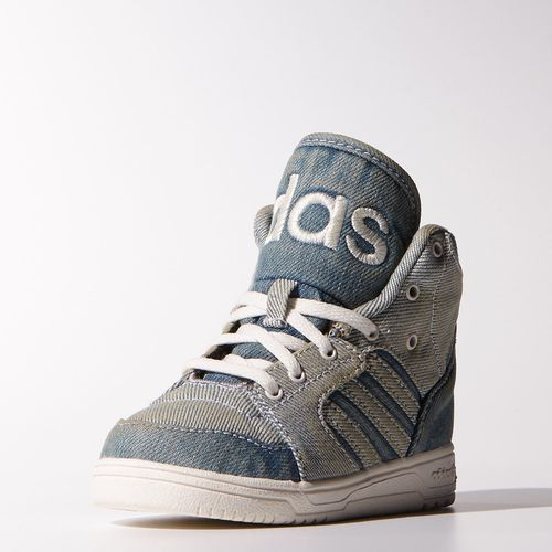 adidas - Zapatilla Instinct Hi Denim Night Marine / Night Marine / White