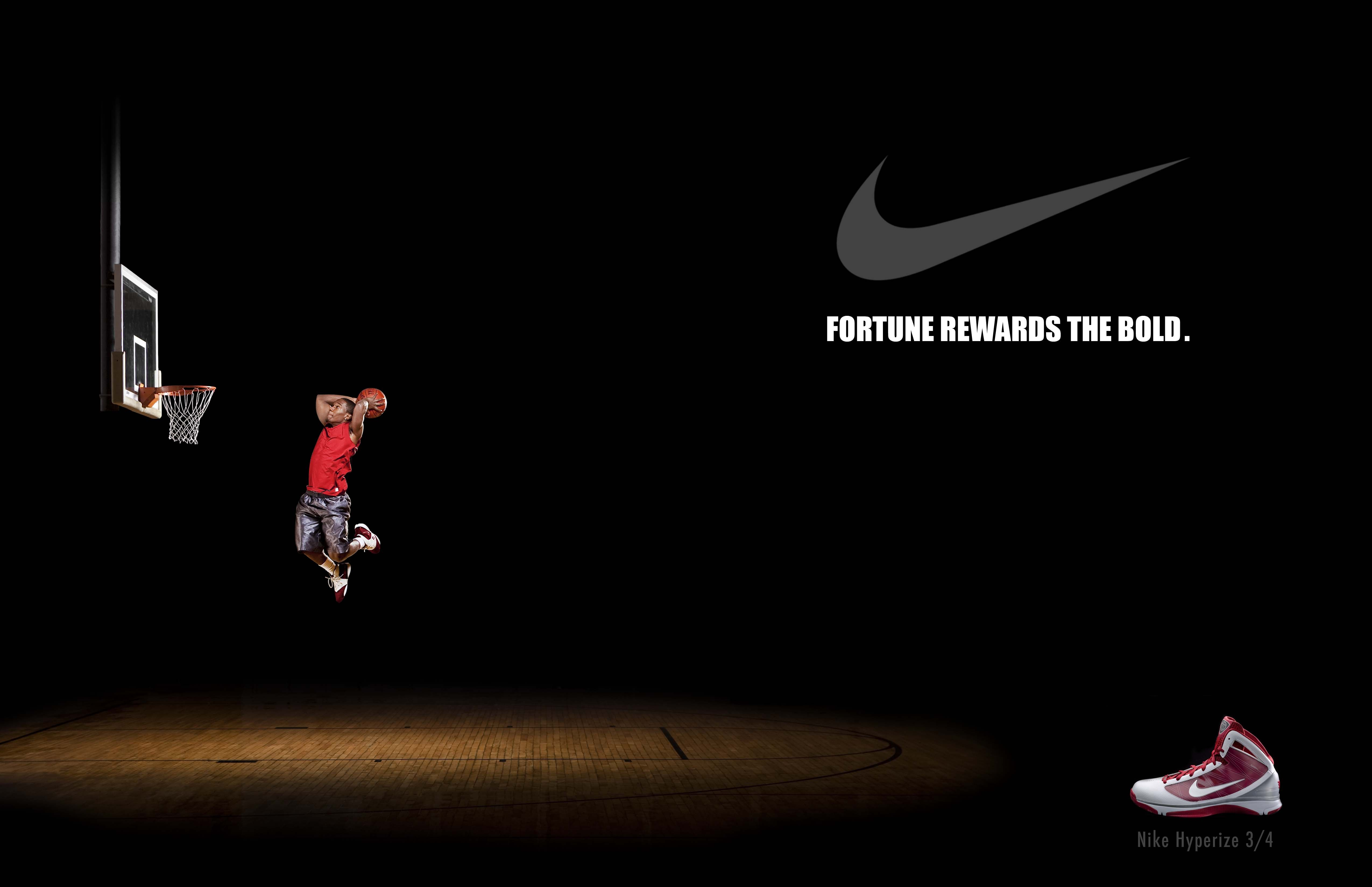 Getwellfed Hungry Nike Ad Basketball Wallpaper Ads