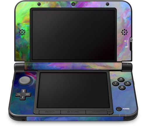 Marble by Paul McGuire for the Nintendo 3DS XL