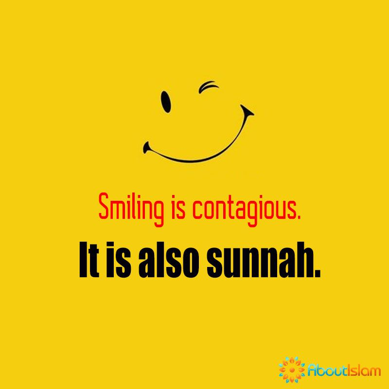 Sunnah Smile Islam Peace Pinterest Islam Islamic And