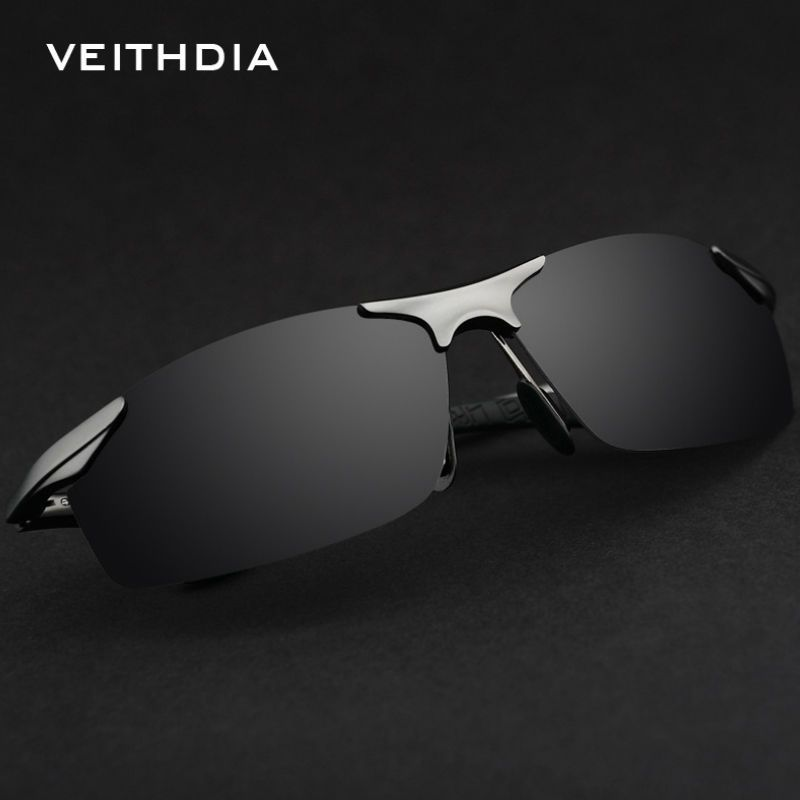 2394ee5f2e4 Hd-Polarized-Mens-Sunglasses-Outdoor-Sports-Pilot-Eyewear-Driving-Glasses- Goggle
