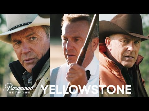 Kevin Costner, who plays John Dutton on Yellowstone