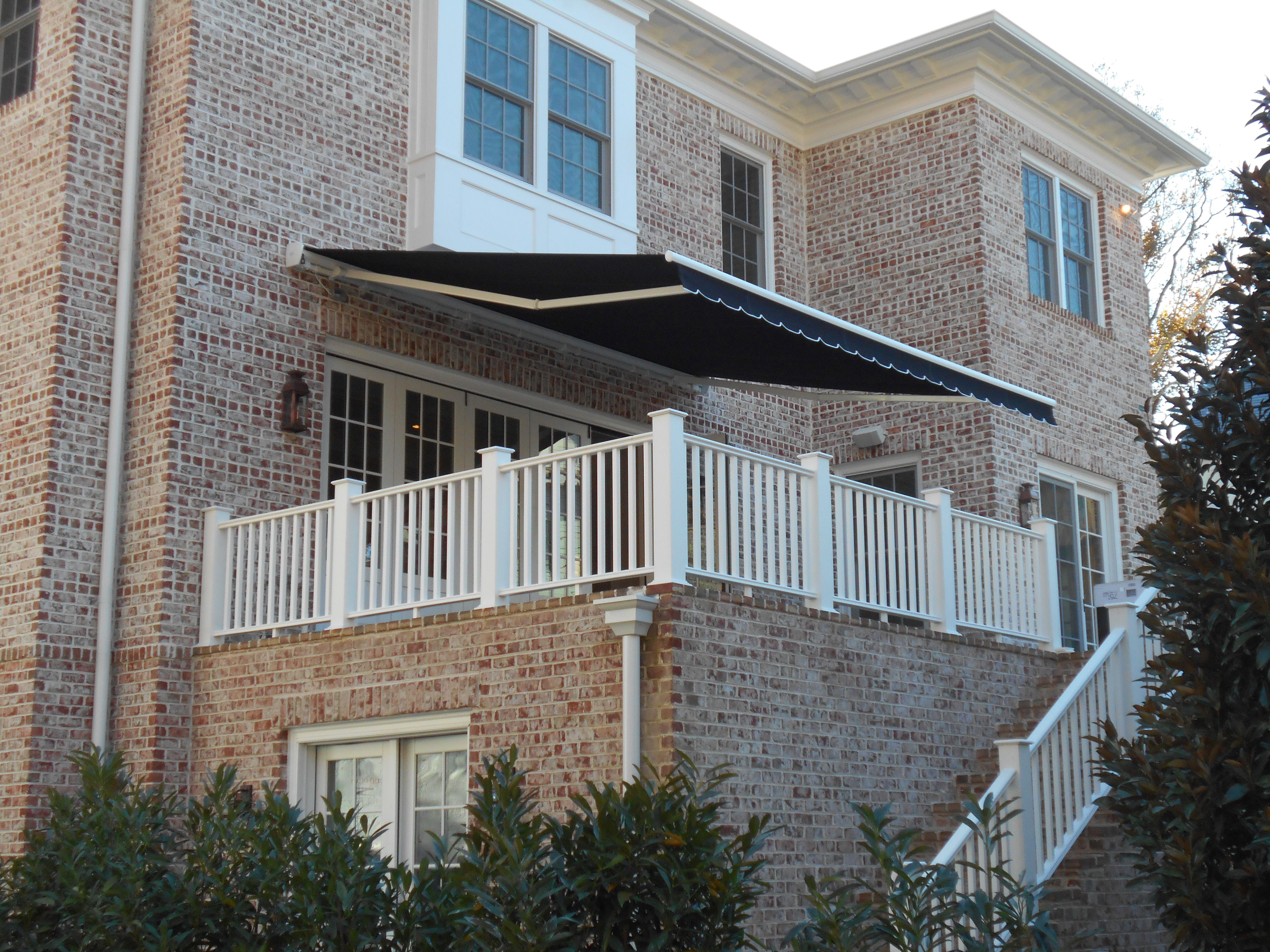 Retractable Deck Awning Baltimore Use ALL Year!