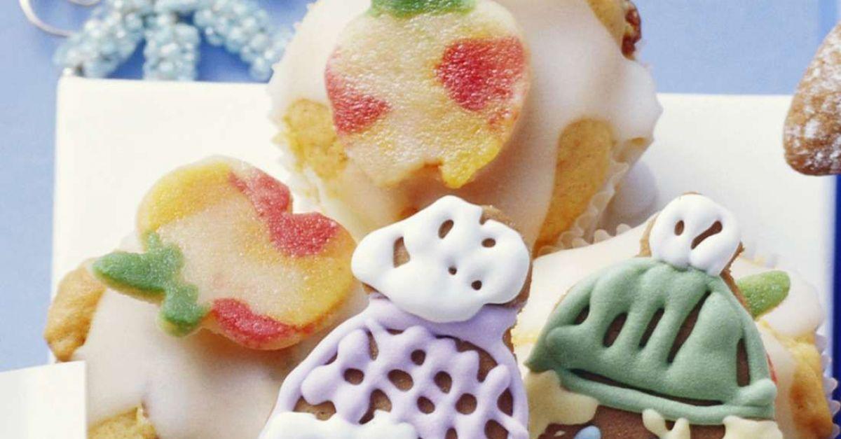 Mini-Apfel-Muffins #apfelmuffinsrezepte