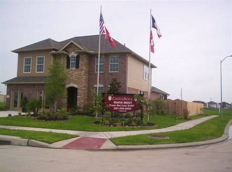 Riata West By Castlerock Communities In Cypress Texas