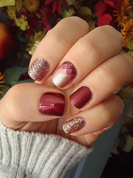 Pin by Tara Torres on Color Street Nail Art | Color street ...