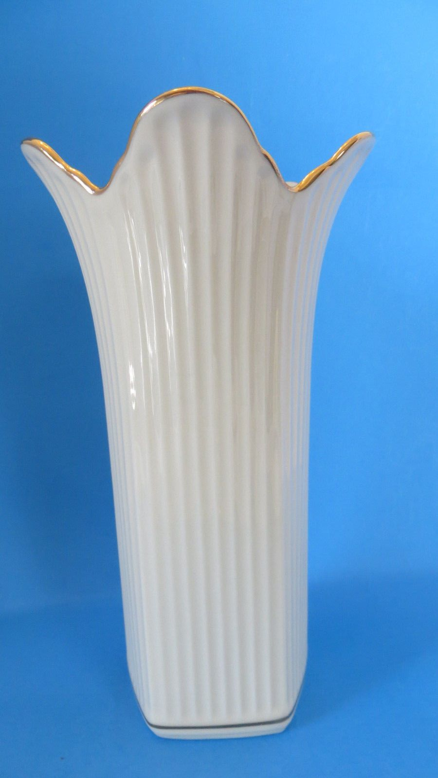 Lenox porcelain vase in meridian collection porcelain lenox porcelain vase in meridian collection floridaeventfo Image collections