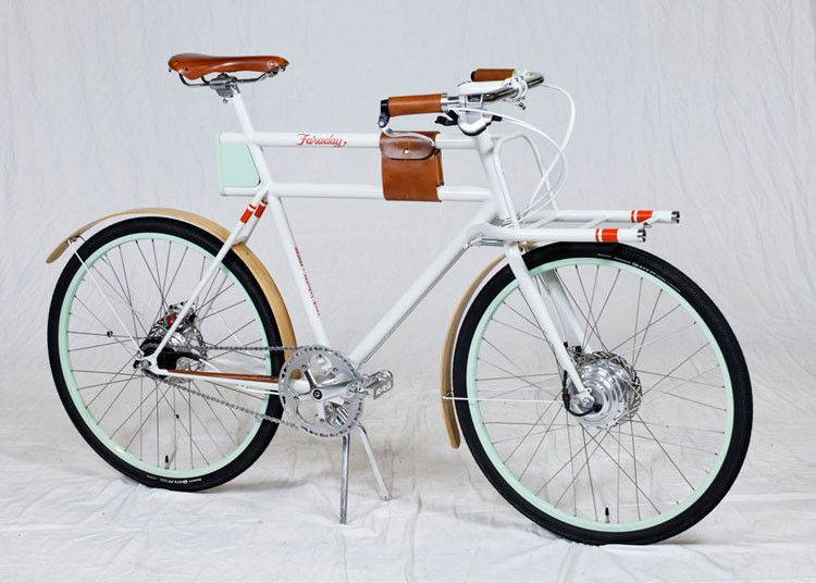 An Electric Bike That Hauls Cargo And Doesn T Look Like A Dork Mobile Electric Bike Ideal Bikes Bicycle