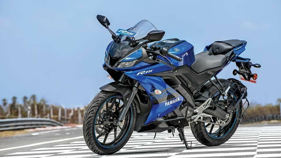 Yamaha r15v3 in 2020 Yamaha yzf, Yamaha bikes, Yamaha