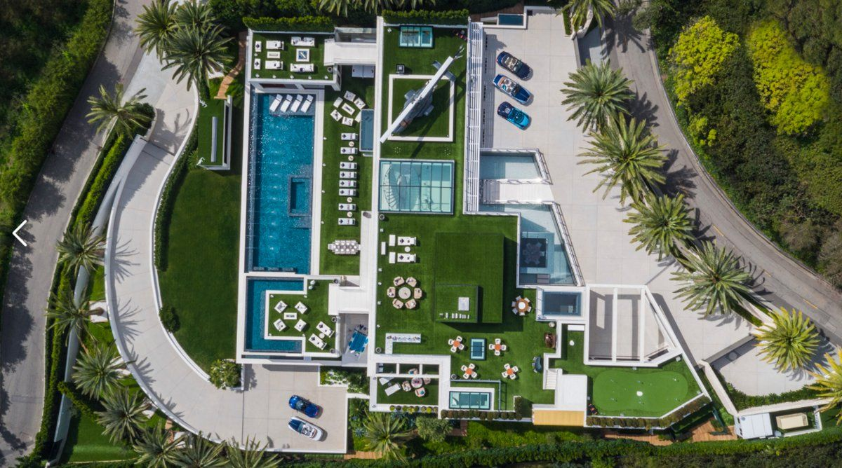America's most expensive house is mindbogglingly