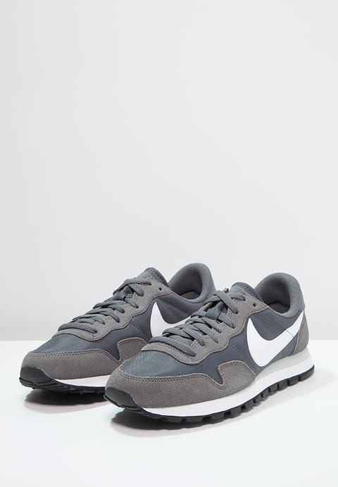 differently f90f5 54e63 Nike Sportswear AIR PEGASUS 83 - Trainers - dark grey white pure platinum