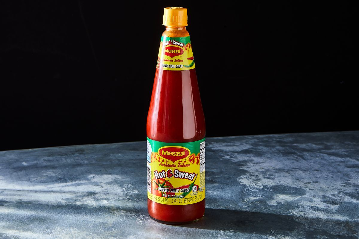 This Nostalgic Tomato Sauce Will Always Have A Place In My Pantry On Maggi Hot Sweet One Of The Most Consistent Food Relation In 2020 Tomato Sauce Sauce Spicy Salad