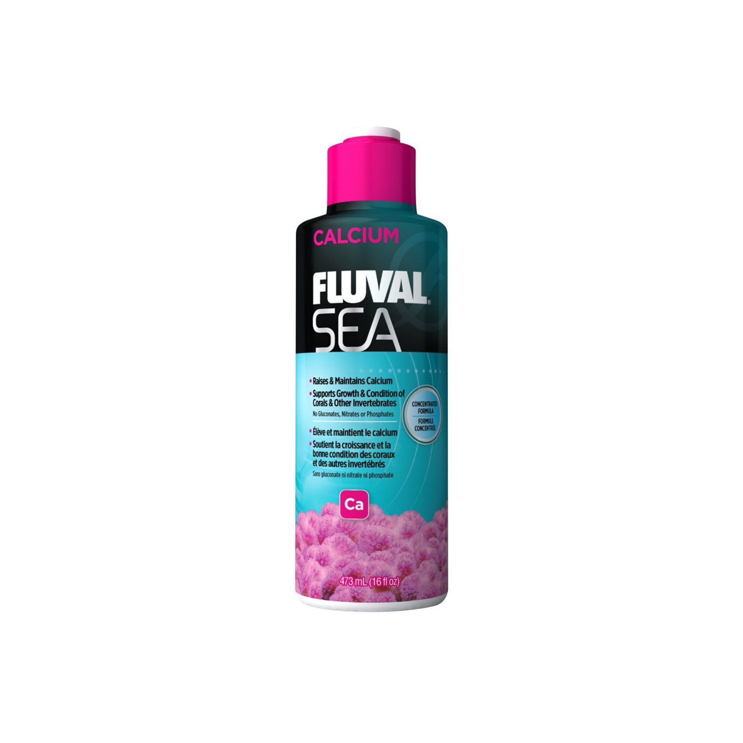 Fluval Sea Calcium 8 Oz Petco Calcium Petco Food Animals
