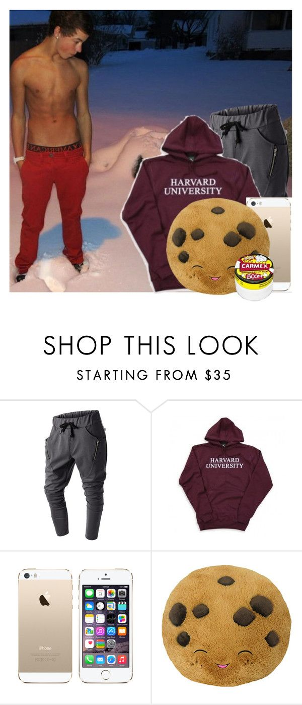 """Ootd -Taylor"" by hayhaypanda ❤ liked on Polyvore featuring Doublju and Carmex"