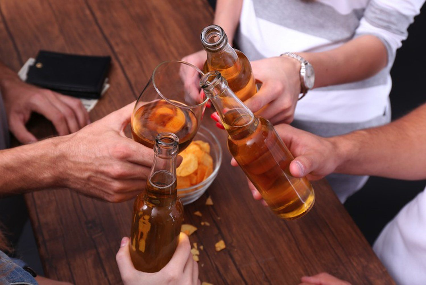 Heavy Drinkers May Not Handle Alcohol As Well As They Think #Health #iNewsPhoto