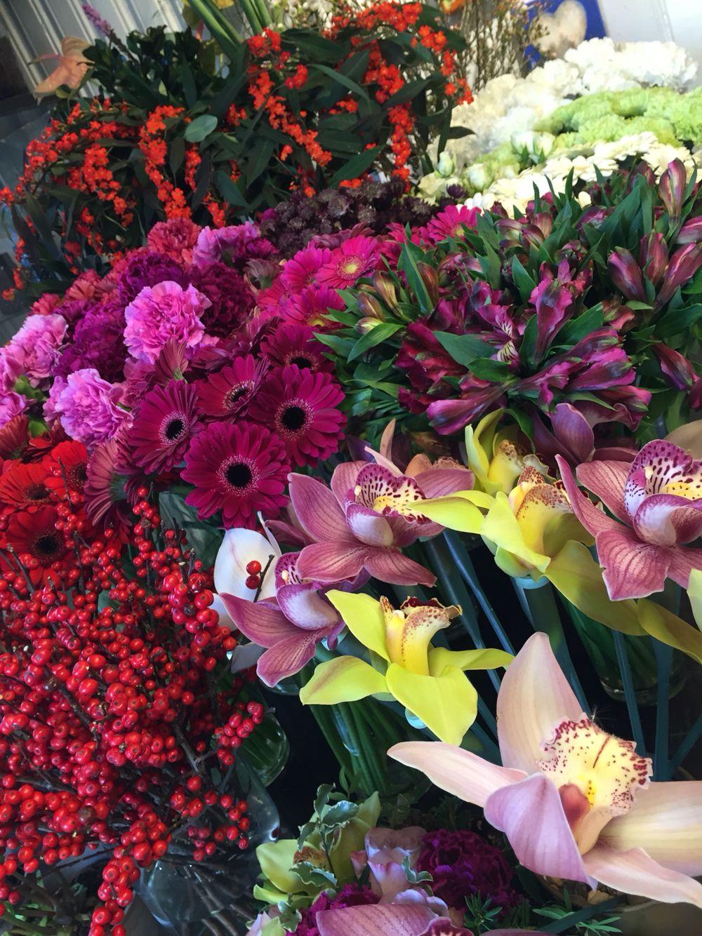 Snitt blomster