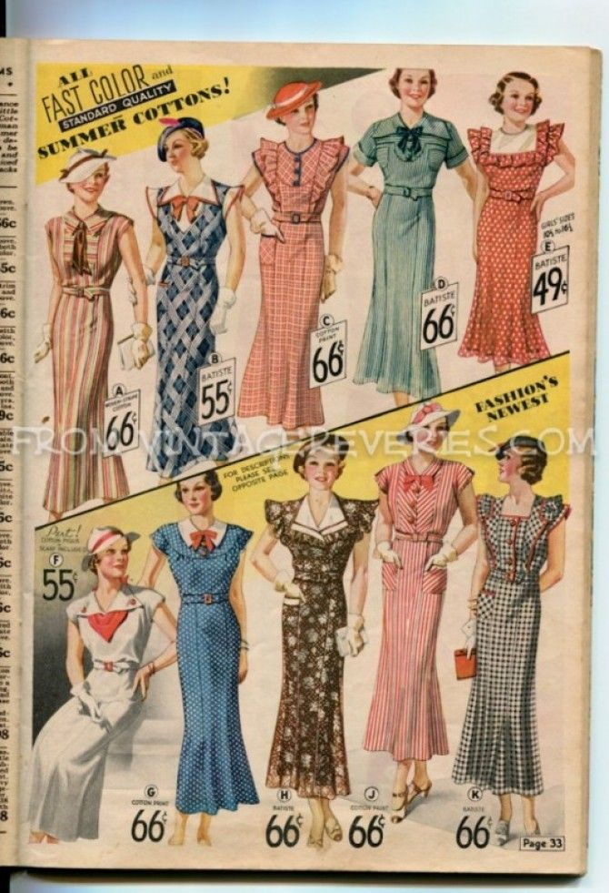 1935 Summer Dress Fashions  94e31bf8d