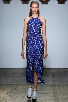 ADEAM Spring 2015 Ready-to-Wear Fashion Show: Complete Collection - Style.com