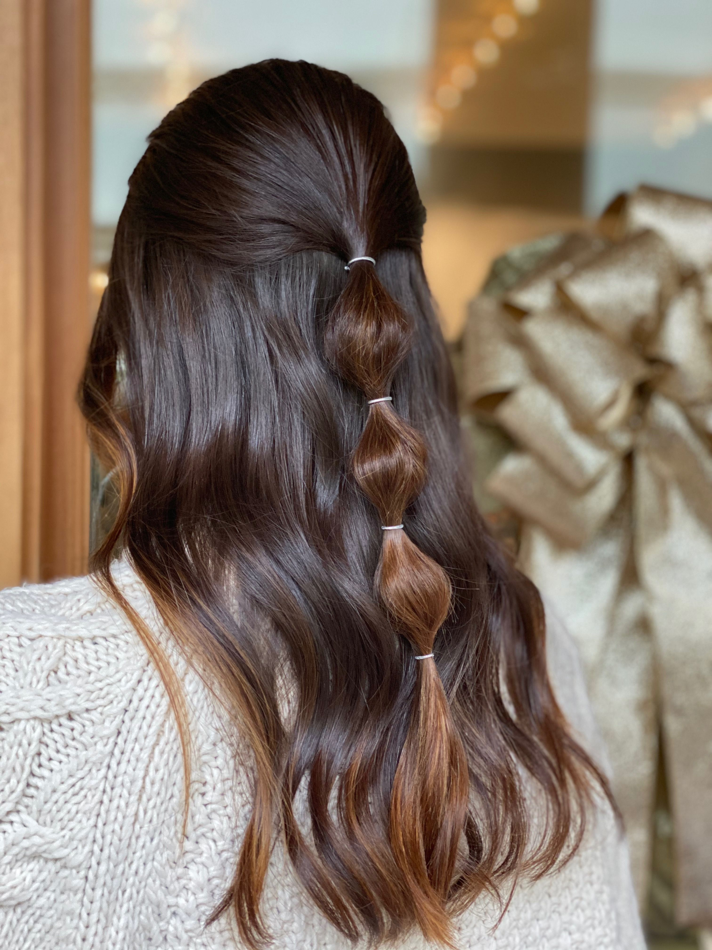 a cute brunette hair style, chocolate brown,brunette inspiration