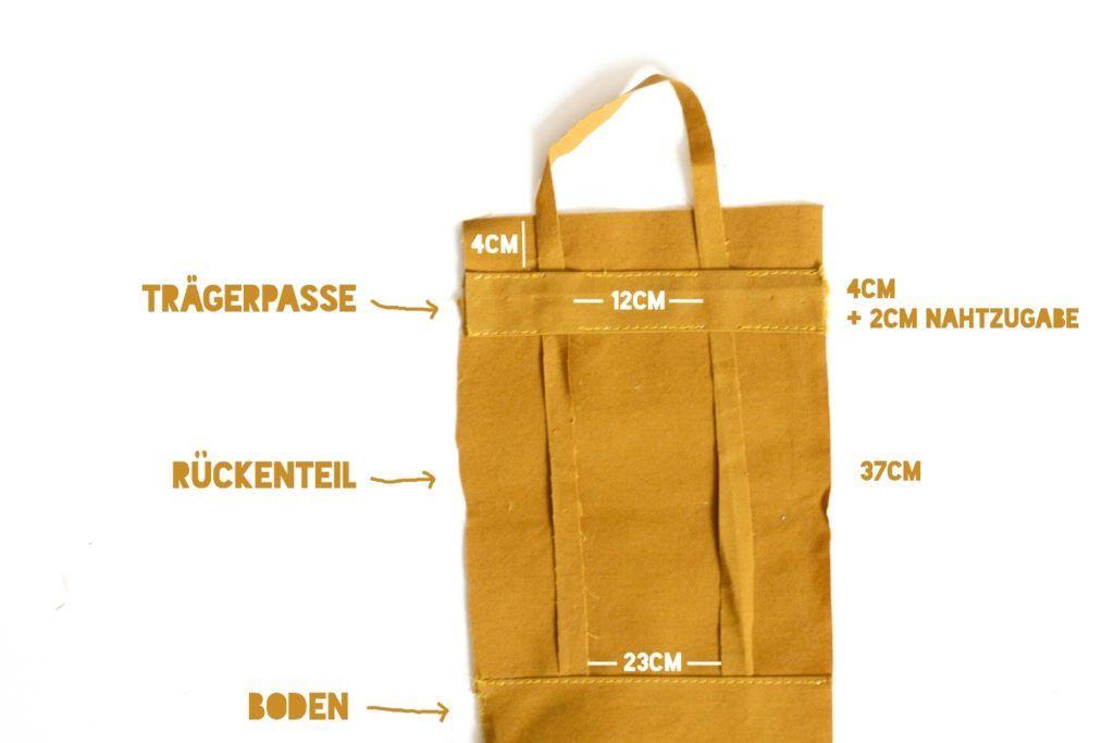 Tutorial de Totebag • Tutorial adicional para bolsa de mochila • Hilo de marinero – hecho a mano