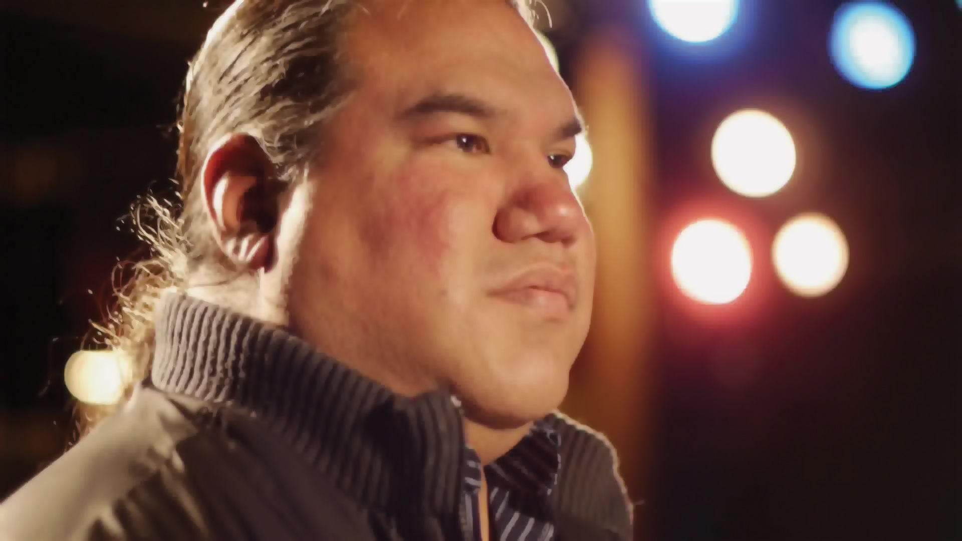 Producer Profile Chris Eyre (Southern Cheyenne/Arapaho
